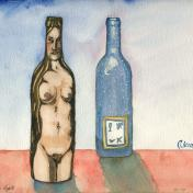 Bouteilles_Magritte