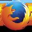 Logo du navigateur Mozilla Firefox