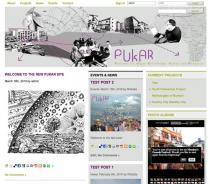 Création nouveau site pour URBZ